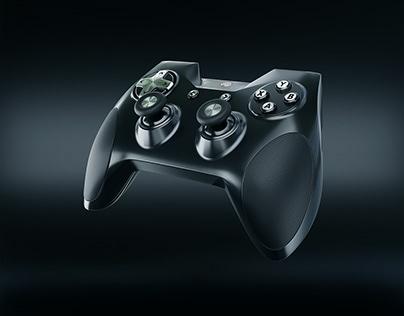 Gamepad Design Concept