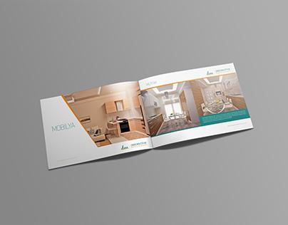 Deko Mutfak Mobilya Katalog Tasarımı
