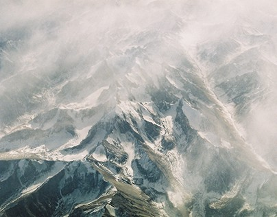 Above the Himalaya