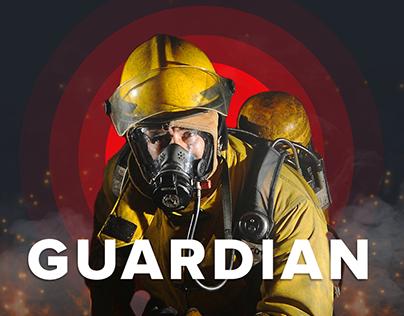 Guardian - web site