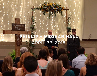Phillip + Meghan Hall