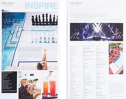 Inspire In-Room Newsletter