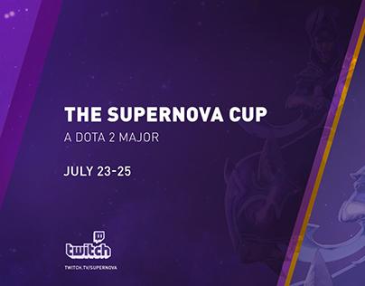 The Supernova Cup Promo