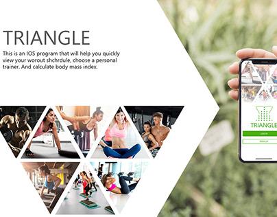 Sports club mobile application