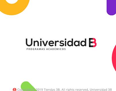 Branding Universidad 3B