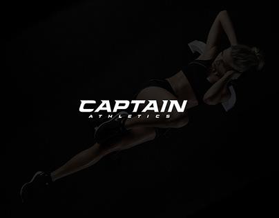 Captain Athletics | Branding