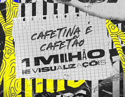 ARTE COMEMORATIVA | 1 MILHÃO DE ACESSOS