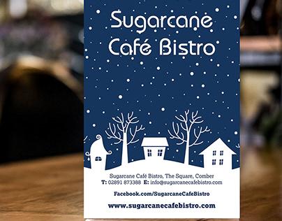 Sugarcane Cafe Bistro Menus