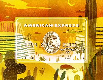 Amex Card Art Series