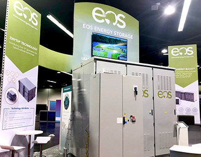 Eos Energy Storage - SPI 2018