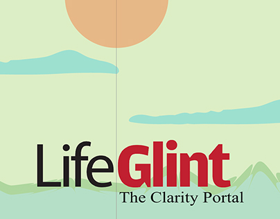 Brochure Design: LifeGlint