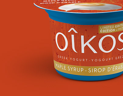 Oikos Limited Edition - Maple Syrup