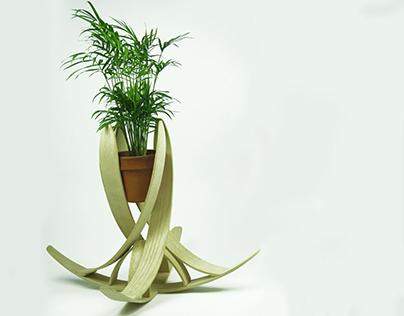 Dance Plant Holder