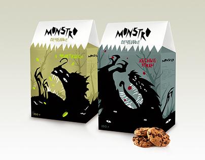 Печенье «MONSTRO»
