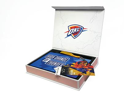 OKC Thunder Box