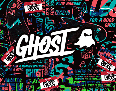 Ghost Branding and Package Design
