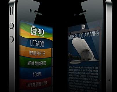 Legado do Rio iOS App