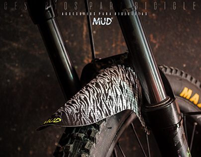 Guardabarros delanter / Mud guard