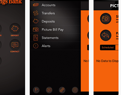 UI / Mobile App
