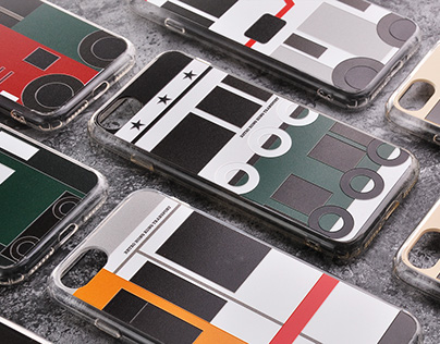 Hong Kong Retro Transports Phone Case Collection