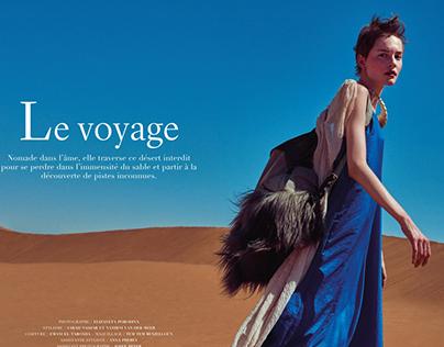 Femmes du Maroc - Le Voyage