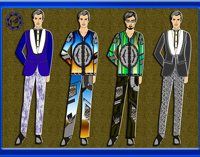 Men Style Groups Designs !