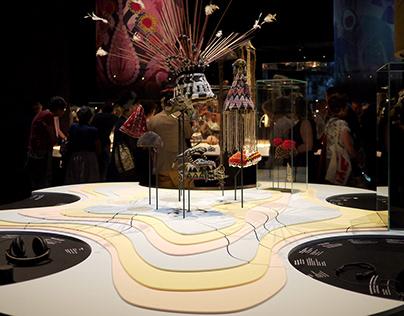"""""""Le Monde en Tête"""", exposition au Musée des Confluences"""