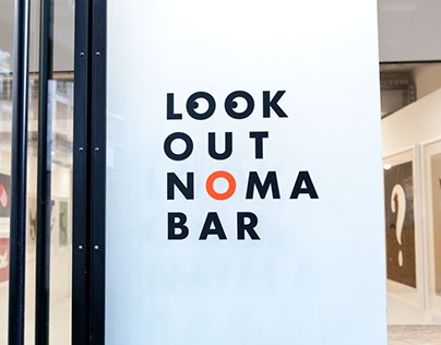 LOOK OUT NOMA BAR EXHIBITION