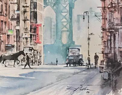 Manhattan Bridge (1936)
