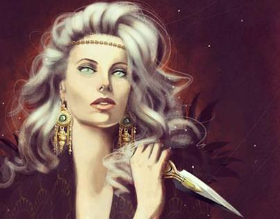 Dagger Princess