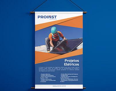 Banner - Grupo Proinst