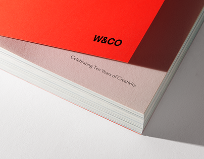 W&Co Unusually Brilliant Brands Book