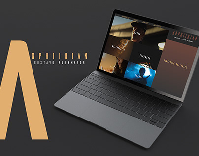 Anphiibian's Portfolio Website