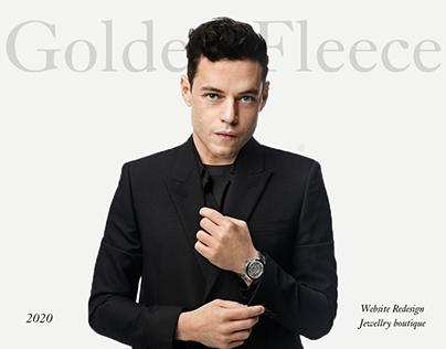 Jewelry boutique – Golden Fleece