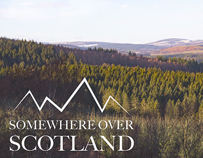 Somewhere Over Scotland - Blog Part 1