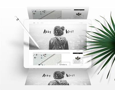 Abby West - clean&minimal