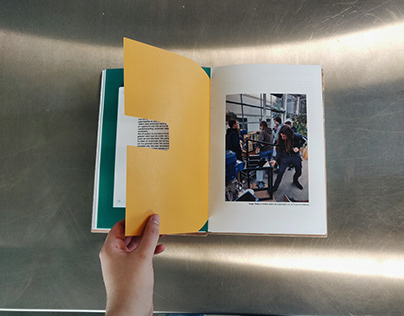 Master project (Process book)