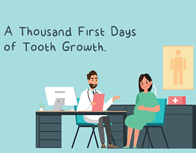 A Thousand First Days of Tooth Growth