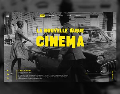 La Nouvelle Vague Online Cinema