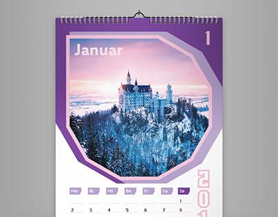 Kalender 2017 + PDF