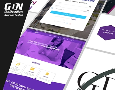 GetDocsNow Rebrand Project