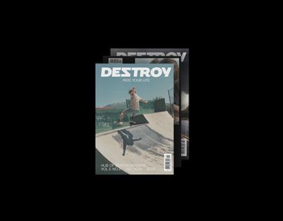 DESTROY® [2020]