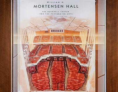 Mortensen Hall, Bushnell Center for Performing Arts