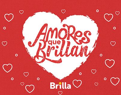 Amores que brillan - Brilla - Campaña de amor y amistad