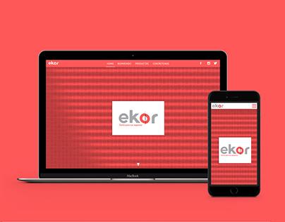 Site - Ekor