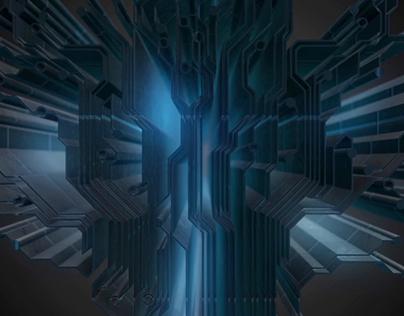 Monolith - An Element 3D Animation