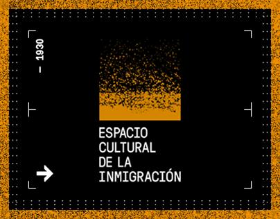 Espacio Cultural de la Inmigración - ID