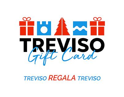 """Logo """"Treviso Gift Card"""""""