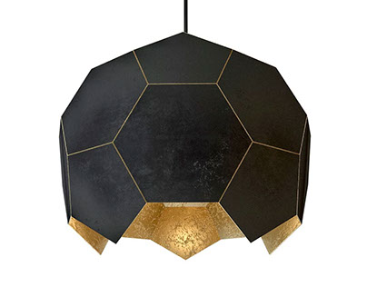 ▶ Polyhedron Pendant
