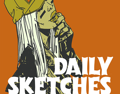 DAILY SKETCHES PART 4